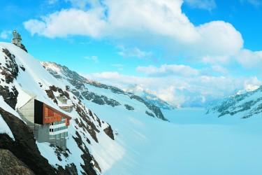 Pionierleistung auf dem Jungfraujoch