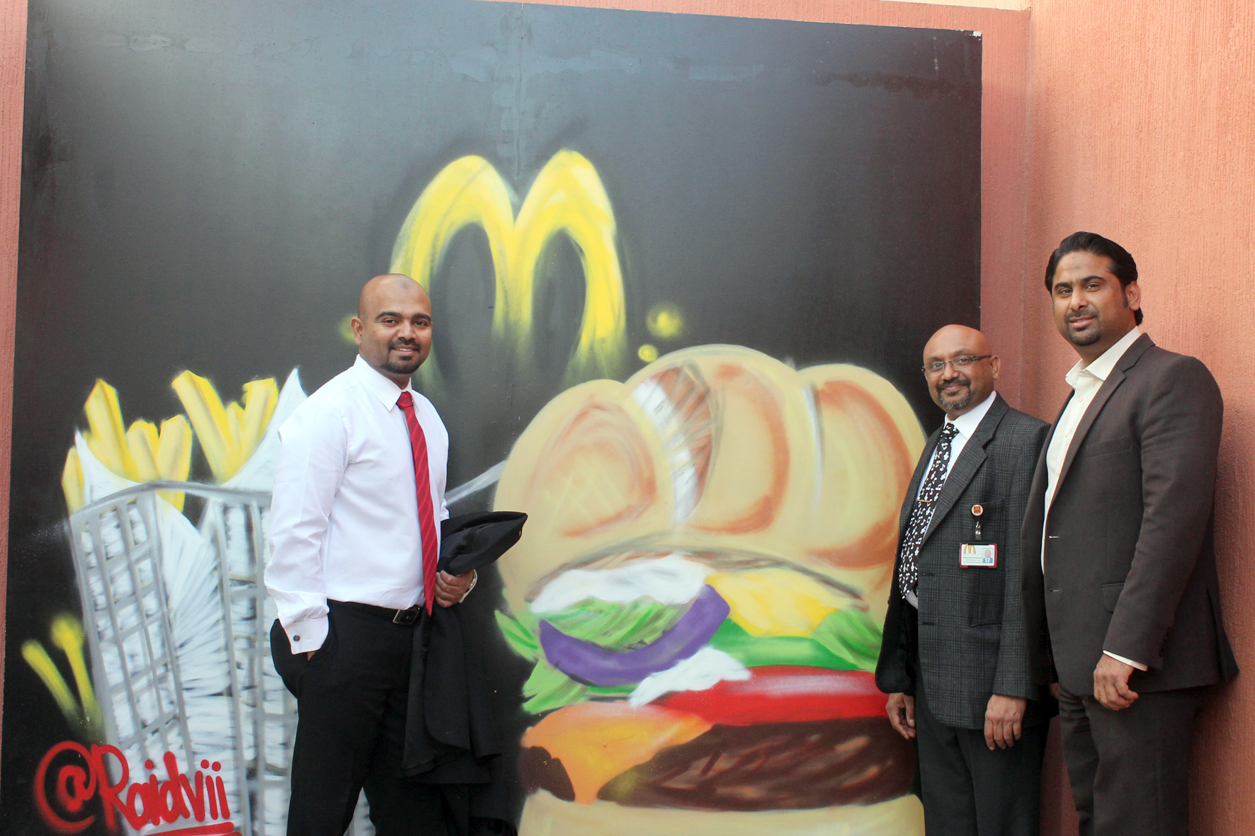 the success of the mcdonalds corporation That's why fortune has named  he's constantly telling shareholders and analysts that the company's success doesn't  wearing the mcdonalds uniform.